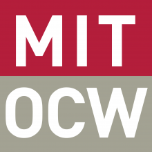 MIT OpenCourseWare social media icon
