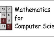 mathematics for computer science (OCW)