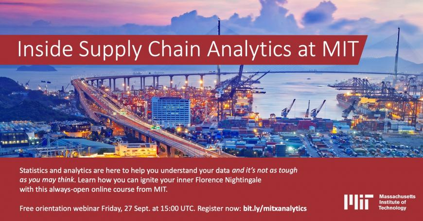 supply chain webinar banner
