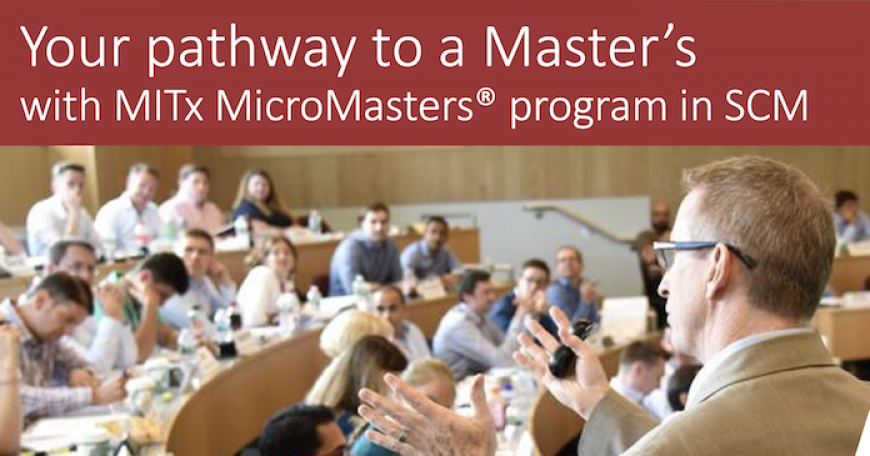 micromasters pathway to a master's banner