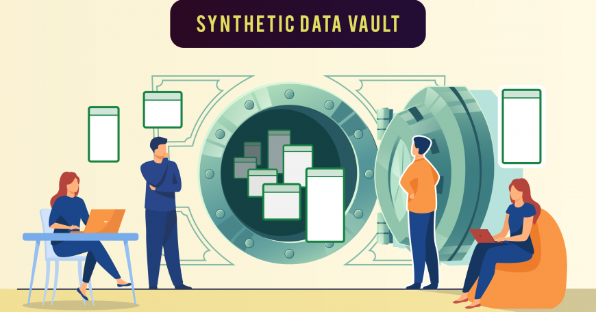 After years of work, MIT's Kalyan Veeramachaneni and his collaborators recently unveiled a set of open-source data generation tools — a one-stop shop where users can get as much data as they need for their projects, in formats from tables to time series. They call it the Synthetic Data Vault.