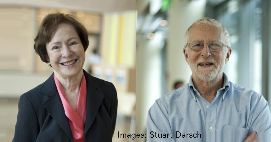 Professors Suzanne Berger and Michael Piore